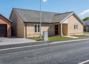Thumbnail 3 bedroom detached bungalow for sale in Magpie Close, Holt