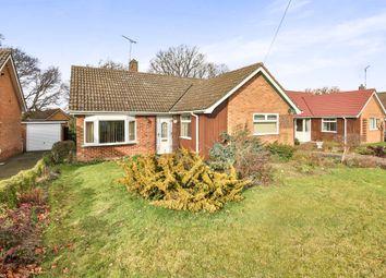 Thumbnail 3 bed detached bungalow for sale in Seton Road, Taverham, Norwich