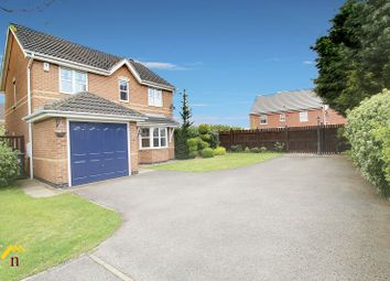 Thumbnail 4 bed detached house to rent in Springwood Close, Branton, Doncaster