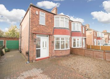 Thumbnail 3 bedroom semi-detached house for sale in Caithness Road, Teesville, Middlesbrough