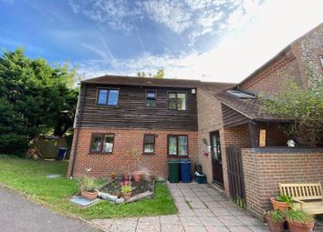 Thumbnail 2 bed flat for sale in Old Watery Lane, Wooburn Green, High Wycombe