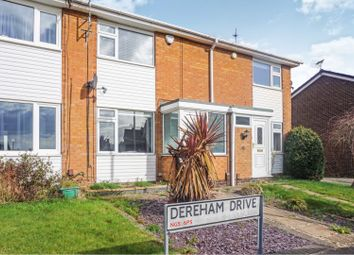 2 bed town house for sale in Dereham Drive, Arnold NG5