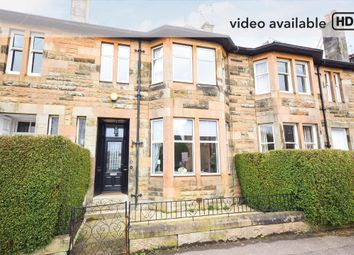 Thumbnail 3 bed terraced house for sale in Orchard Park, Giffnock, Glasgow