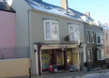Thumbnail 1 bed flat to rent in Market Street, Haverfordwest, Pembrokeshire