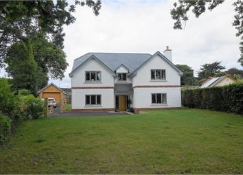 Thumbnail 4 bed detached house for sale in West Hill, Ottery St. Mary