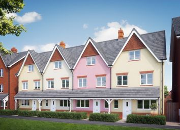 Thumbnail 3 bedroom end terrace house for sale in Tadpole Garden Village, Tadpole Garden Village, Swindon