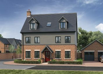 Thumbnail 5 bedroom detached house for sale in Sparrowhawk Way, Telford