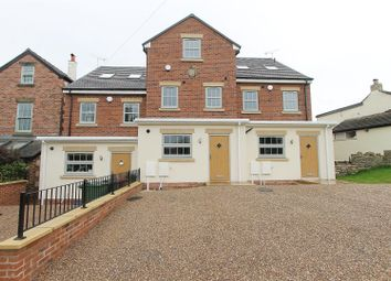Thumbnail 4 bed town house for sale in The Square, Cutthorpe, Chesterfield
