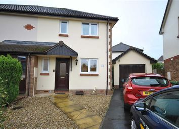 Thumbnail 2 bed semi-detached house to rent in Hele Close, Barnstaple, Devon