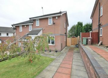 Thumbnail 2 bed semi-detached house for sale in Russet Close, St. Helens