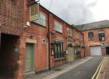 Thumbnail Pub/bar for sale in The Twitchel Inn, Clifford Street, Nottingham, Derbyshire