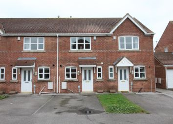 Thumbnail 2 bed terraced house for sale in Tennyson Court, Hedon, Hull