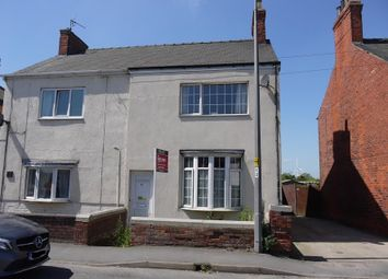 Thumbnail 3 bedroom terraced house to rent in Station Road, Keadby