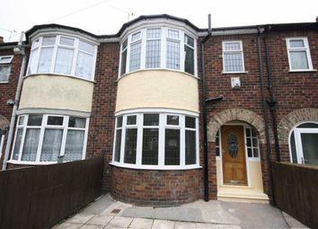 Thumbnail 3 bedroom terraced house to rent in Highfield, Sutton On Hull
