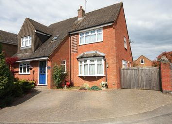 Thumbnail 4 bed detached house for sale in Cleycourt Road, Shrivenham