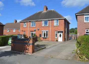 Thumbnail 3 bed semi-detached house for sale in Haig Road, Leek