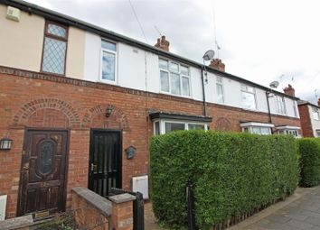 Thumbnail 3 bed terraced house for sale in Devonshire Road, Retford