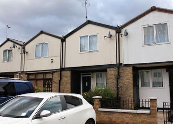 Thumbnail 3 bed terraced house to rent in Memorial Avenue, West Ham