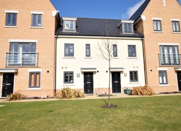 Thumbnail 3 bed terraced house for sale in Roberts Road, Colchester, Essex