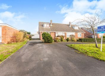 Thumbnail 3 bed semi-detached house for sale in Polefield, Fulwood, Preston