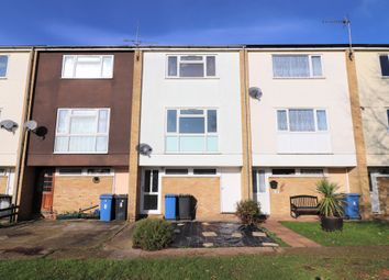 Thumbnail 3 bed terraced house for sale in Ansell Close, Hadleigh, Ipswich, Suffolk