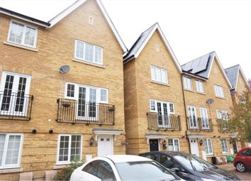 Thumbnail 3 bed end terrace house to rent in Forelle Way, Carshalton
