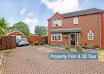 Thumbnail 3 bed detached house for sale in Pitreavie Drive, Hailsham