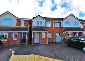 Thumbnail 3 bed end terrace house for sale in Maes Y Castell, Ewloe
