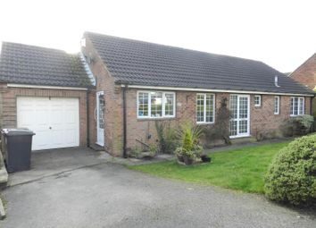 Thumbnail 2 bed detached bungalow for sale in Stormont Close, South Normanton, Alfreton, Derbyshire