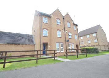 Thumbnail 3 bed end terrace house for sale in School Walk, Wellingborough