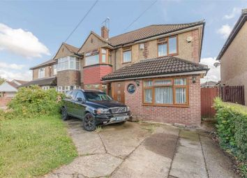 Thumbnail 5 bed semi-detached house for sale in Bannister Close, Langley, Berkshire