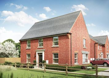 "Thumbnail 4 bedroom detached house for sale in ""Cornell"" at Marden Road, Staplehurst, Tonbridge"