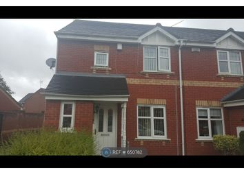 Thumbnail 3 bed semi-detached house to rent in Witnell Road, Coventry