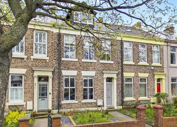 Thumbnail 5 bed terraced house for sale in Linskill Terrace, North Shields, Tyne And Wear