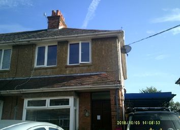 Thumbnail 1 bed semi-detached house to rent in Benmoor Road, Poole