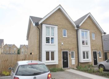 Thumbnail 3 bed semi-detached house for sale in Frances Mews, Nash Mills Wharf, Hemel Hempstead