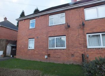 Thumbnail 2 bed flat for sale in Leyland Green, Fegg Hayes, Stoke-On-Trent