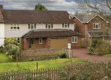 Thumbnail 7 bed semi-detached house for sale in Pishiobury Drive, Sawbridgeworth, Hertfordshire