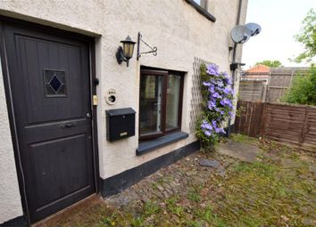 Thumbnail 1 bedroom flat for sale in East Street, Crediton, Devon