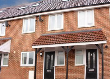 Thumbnail 3 bed terraced house to rent in Cross Road, Hawley