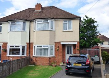 Thumbnail 3 bed semi-detached house for sale in Sunset Road, Totton
