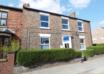 Thumbnail 4 bed detached house for sale in Flatgate, Howden, Goole