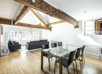 Thumbnail 2 bedroom flat for sale in Lloyds Wharf, Mill Street, London
