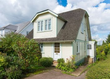 Thumbnail 3 bed detached house for sale in Elstree Road, Bushey Heath