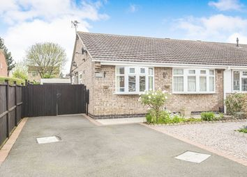Thumbnail 2 bed bungalow for sale in Christie Drive, Loughborough