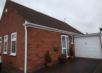 Thumbnail Bungalow for sale in Bonchester Close, Bedlington