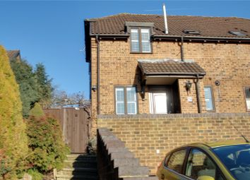 Thumbnail 1 bed end terrace house for sale in Blackthorn Drive, Lightwater, Surrey