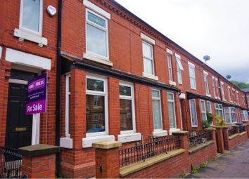 3 bed terraced house for sale in Peacock Grove, Manchester M18