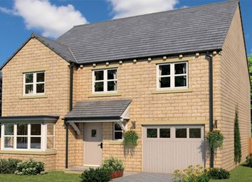 "Thumbnail 4 bed detached house for sale in ""The Oxford"" at Low Hall Road, Horsforth, Leeds"
