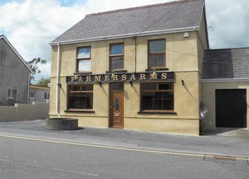 Thumbnail Pub/bar for sale in Norton Road, Llanelli, Carmarthenshire
